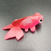 Cá ba đuôi silicone trang trí bể cá độc đáo