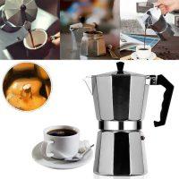 Ấm pha cà phê siêu tốc Moka Pot Cho ra vị nguyên chất