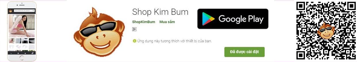 ứng dụng mua sắm tại trang shopkimbum.com trên google play